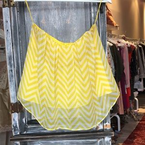 Mason strapless blouse - size 2